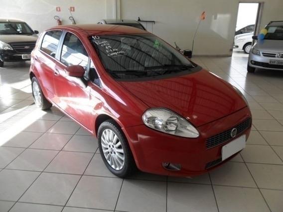 Fiat Punto 1.4 Elx Vermelho 8v Flex