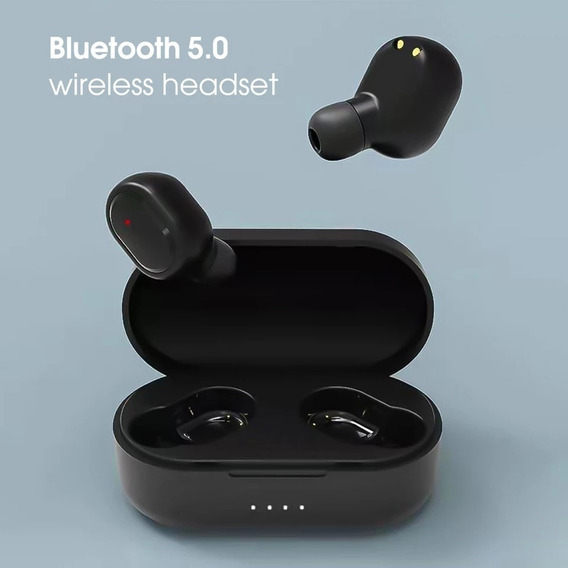 2 Unidades M1 Min AirPods Sem Fio Bluetooth Fones + Brinde