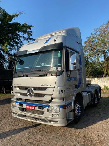 Imagem 1 de 8 de Mercedes Benz - Actros 2546 Ls 2012