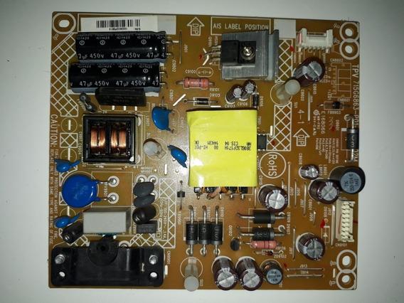 Placa Fonte Philips Aoc 32phg4900/le32d1352/d1452 Tpv715g686