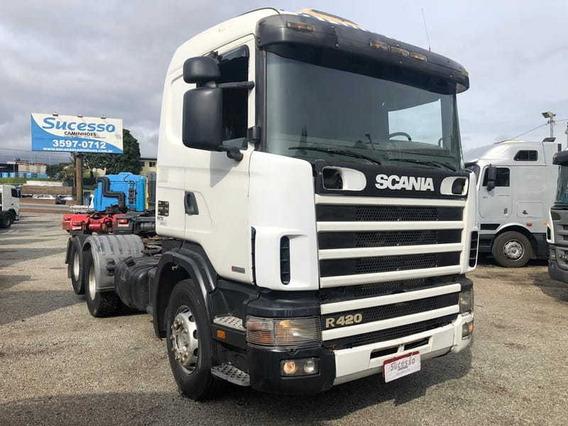 Scania R124 420 4x2 06/06