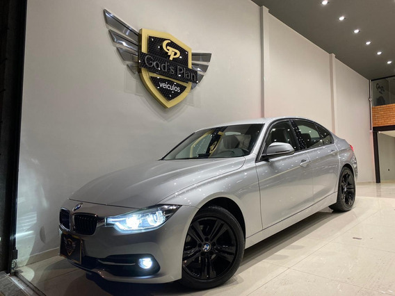 Bmw Serie 3 2.0 Sport Gp Active Flex Aut. 4p 245 Hp 2017