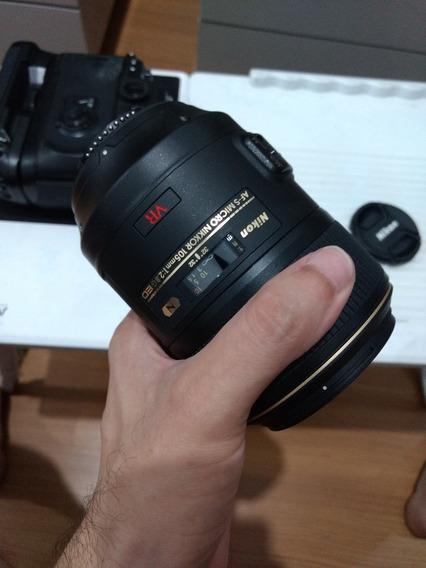 Lente Nikon Micro/macro 105mm F/2.8g