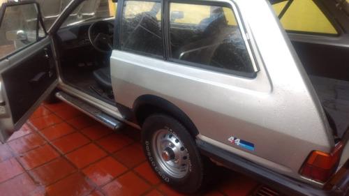 Ford Belina 4 X 4 Original De Fábrica