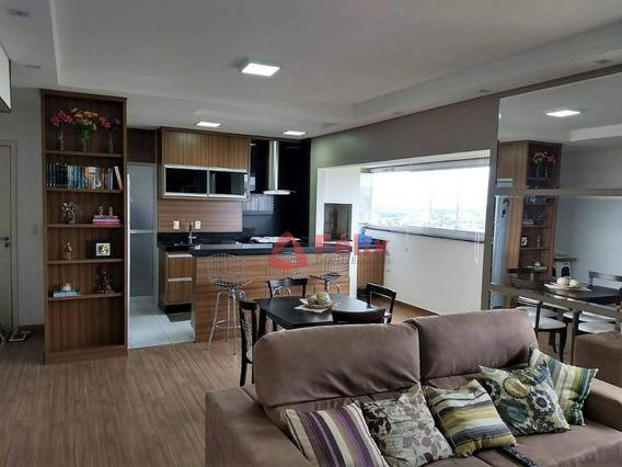Apartamento À Venda, Condomínio Vie Nouvelle, Independência, Taubaté. - Ap1162