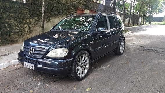 Mercedes-benz Classe Ml Ml 320 Ano 2000