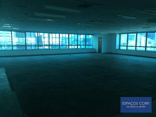 Imagem 1 de 23 de Laje Corporativa, 474m² - Venda Por R$ 5.000.000 Ou Aluguel Por R$ 30.000/mês - Vila Olímpia - São Paulo/sp - Lj0727