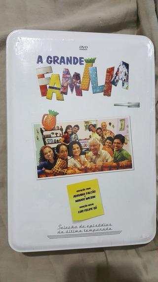 A Grande Família - Lata Edição Limitada Última Temporada