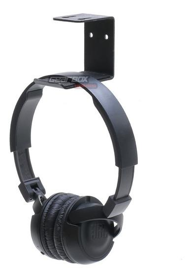 Suporte Fone De Ouvido Headfone Beats Bose Mesa Ou Parede