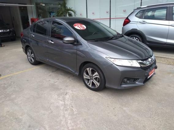 Honda City Ex 1.5 16v Flex, Kxa6481