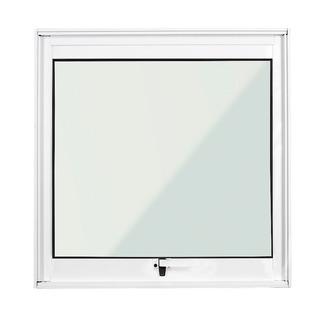 Janela Maxim Ar Alumínio Branco 0,50 X 0,50
