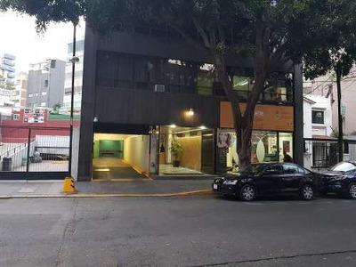 Oficina En Renta, Santander, Col.insurgentes Mixcoac, Benito Juárez