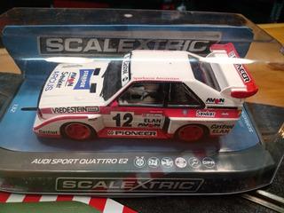 Scalextric Slot Audi