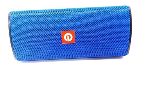 Caixa Caixinha De Som Portátil Bluetooth Exbom M33bt Mp3 Fm