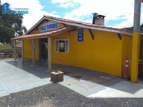 Ponto Comercial Em Funcionamento, Paraibuna - Pt00043 - 33261934