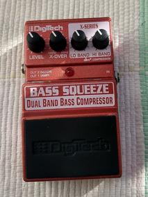 Digitech-bass Squeeze- Bass Compressor