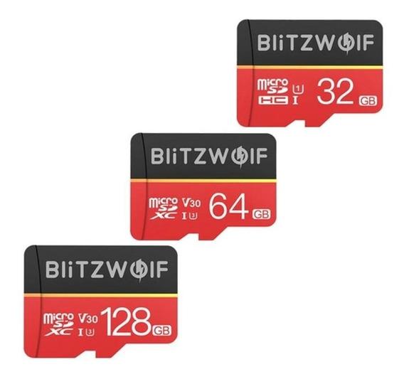 Cartão Microsd 32gb Blitzwolf Bw-tf1 Classe 10