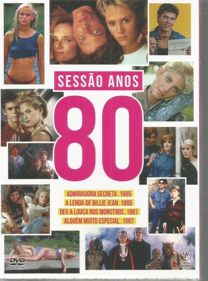 Dvd Sessao Anos 80 Volume 1 - Opc - Bonellihq H19