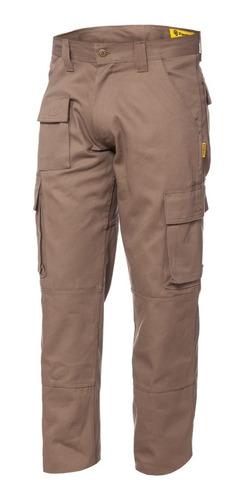 Imagen 1 de 10 de Pantalón Pampero Original Cargo Reforzado Trabajo Cuotas