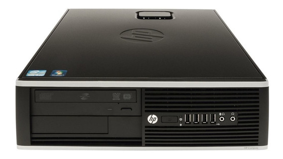 Hp Elite 8200 Sff Intel Core I5 2500 Ddr3 6gb Hd 250gb - Sem Monitor