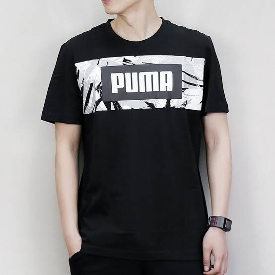 Playera Puma Summer.
