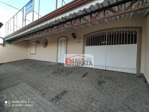 Casa Com 3 Dormitórios À Venda, 130 M² Por R$ 519.000,00 - Jardim Flamboyant - Campinas/sp - Ca1565