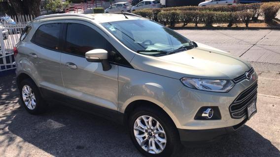 Ford Ecosport Titanium 2.0 2014, Llantas Nuevas.