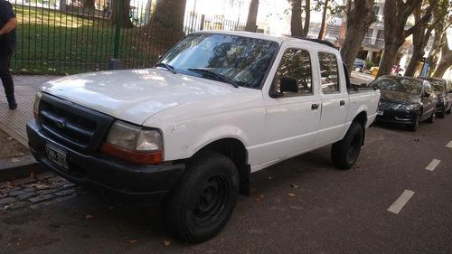 Ford Ranger 2.5 Xl Dc 4x2 1998