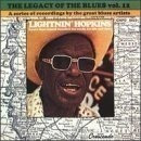 Legacy Of The Blues Vol. 12 Por Lightnin Hopkins (1990-01-01