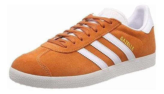 Tennis adidas Gazelle Naranja 8½