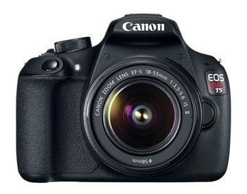 Canon Eos Rebel T5¿