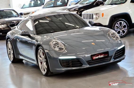 Porsche 911 Carrera 3.0 370hp Teto14 Mil Km Nova