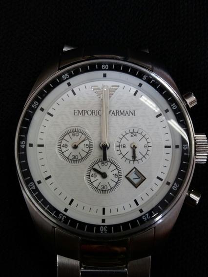 Relógio De Pulso Cronógrafo Empório Armani