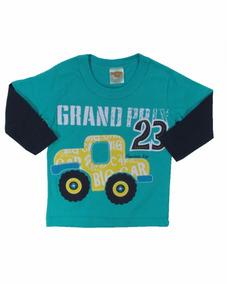 Camiseta Infantil Grand Prix 23 - Pimentinha