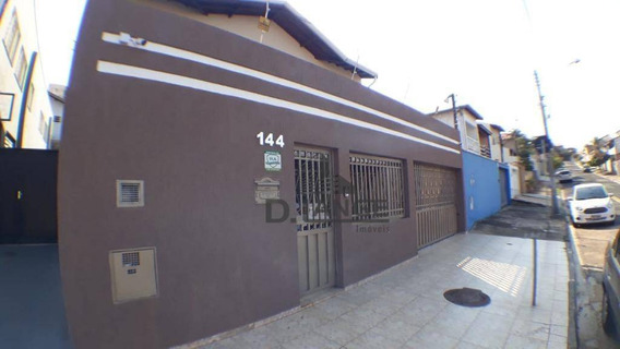 Casa À Venda, 203 M² Por R$ 695.000,00 - Loteamento Parque São Martinho - Campinas/sp - Ca12174