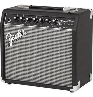 Amplificador De Guitarra Fender Champion 20