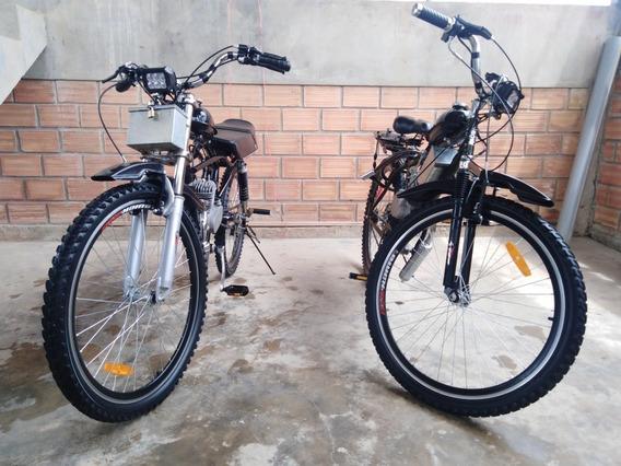 Bicimotos 80 Cc 2 T 2 Hp Motores Repotenciados Japoneses