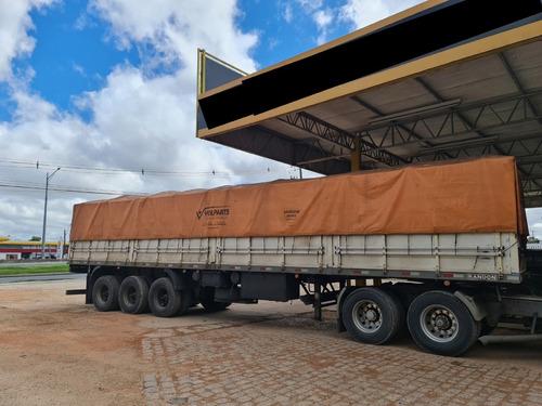 Carreta Graneleira Porta Container 4 Pinos Randon Ano 2007
