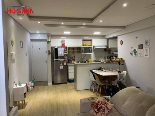 Imagem 1 de 10 de Apartamento Com 2 Dormitórios À Venda, 52 M² Por R$ 315.000,00 - Região Central - Caieiras/sp - Ap0214