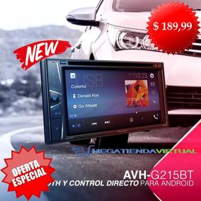 Radio Auto Pioneer Pantalla Avh G215bt M 2019 Mas Modelos