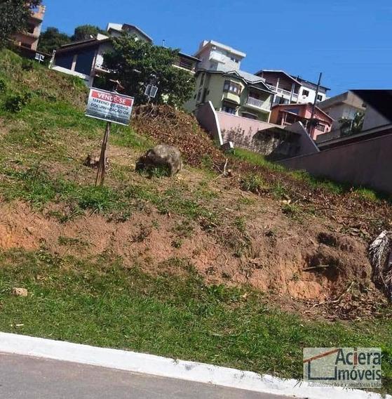 Terreno Com Frente Para Duas Ruas À Venda, 420 M² Por R$ 220.000 - Nova Paulista - Jandira/sp - Te1273