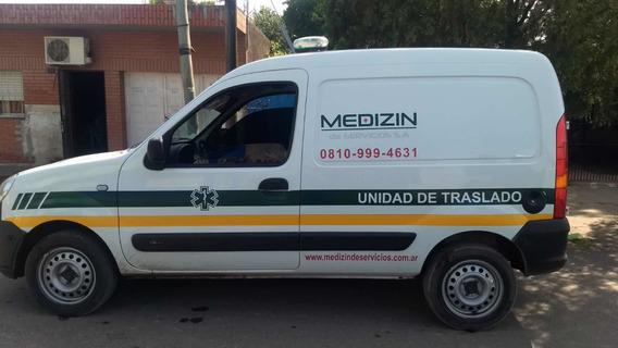 Ambulancia Renault Kangoo 1.6 Furgon 2018 Equipada X 2