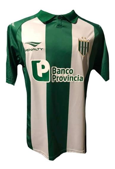 Camiseta Banfield 2014 Penalty #10 Erviti/ 5 Domingo O Silva