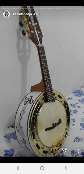 Banjo Marcelo Luthier Cx De 8.5