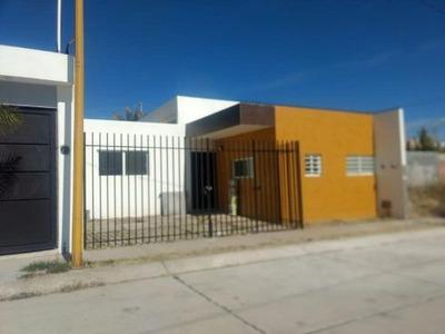 Casa Sola En Venta Facc Villas De La Cantera