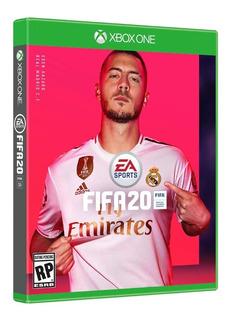 Fifa 20 X Box One Fisico Nuevo Sellado Ea Sports