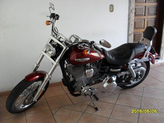 Harley-davidson Dyna Super Glide Custom Fxdc