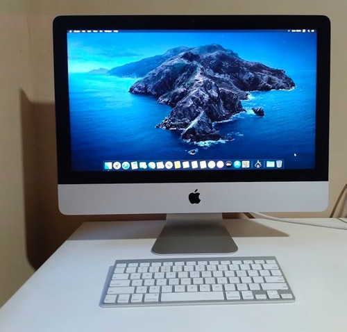 Computador Apple iMac 21.5 Late 2012 Com Teclado Apple