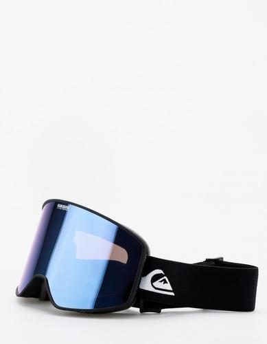 Antiparras Ski Snowboard // Quiksilver Browdy Negro