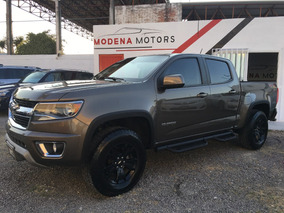 Chevrolet Colorado Wt 3.6 4x4 2016 Blindaje 3.
